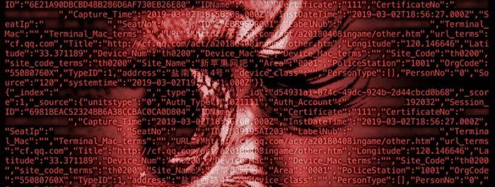 Cơ sở dữ liệu MongoDB tiết lộ dữ liệu giám sát của Trung Quốc