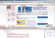 Cảnh báo website của trường đại học Ngoại thương bị hacker chèn đường dẫn tới trang web đen